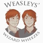 Weasleys' Wizard Wheezes by Kirsten  Stackhouse