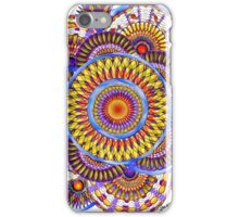 Candy Corn Iphone case, by Alma Lee iPhone Case/Skin