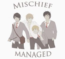 Mischief Managed  by Kirsten  Stackhouse