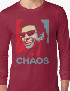 Ian Malcolm 'Chaos' T-Shirt Long Sleeve T-Shirt