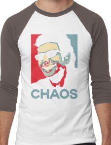 Ian Malcolm 'Chaos' T-Shirt Men's Baseball ¾ T-Shirt