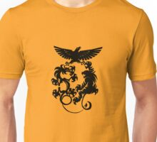 Hawk Dragon Tiger Unisex T-Shirt