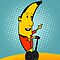 Mr. Bananagrabber by Tom Trager