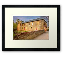 The Hahndorf Academy - Hahndorf, The Adelaide Hills, SA Framed Print