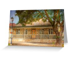 Cottage Dreams - Hahndorf, The Adelaide Hills, SA Greeting Card