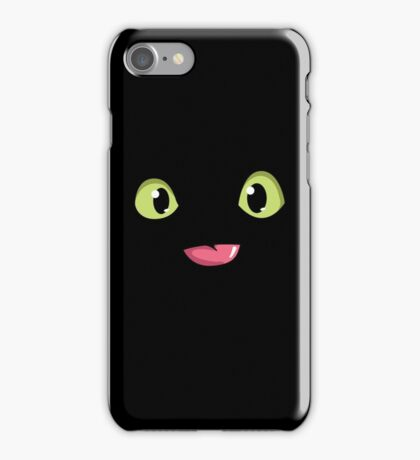Toothless (How to Train Your Dragon) T-Shirt iPhone Case/Skin