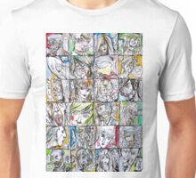 CELEBRITIES FROM OTHER WORLDS Unisex T-Shirt