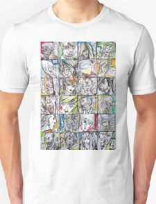 CELEBRITIES FROM OTHER WORLDS T-Shirt