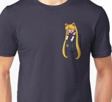 Little Pocket Moon Unisex T-Shirt