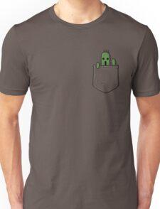 Little Pocket Cactuar Unisex T-Shirt