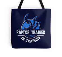 Raptor Trainer Tote Bag