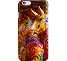 iphone case carousel horses iPhone Case/Skin