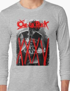 ONE OK ROCK! TAKA!! 35XXXV Long Sleeve T-Shirt
