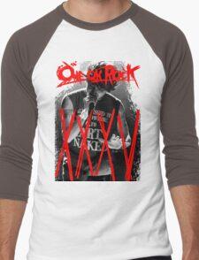 ONE OK ROCK! TAKA!! 35XXXV Men's Baseball ¾ T-Shirt