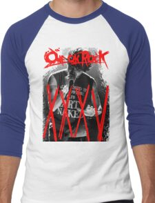ONE OK ROCK! TAKA!! 35XXXV Men's Baseball ¾ T-Shirt