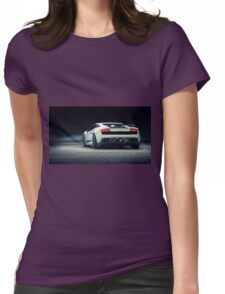 Kamborghini Womens Fitted T-Shirt