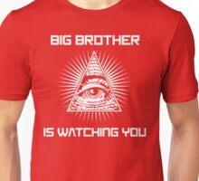 Big Brother Is Watching You Illuminati Eye T Shirt Unisex T-Shirt