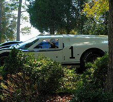 Ford J Car by Steve Mezardjian