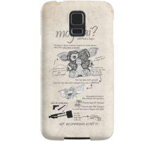 Mogwai Samsung Galaxy Case/Skin