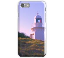 Fingal Lighthouse iPhone cover iPhone Case/Skin