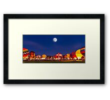 Night Magic™ Glow.2 Framed Print