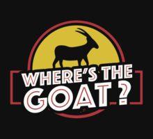 Jurassic Park - Where's The Goat? by Tabner