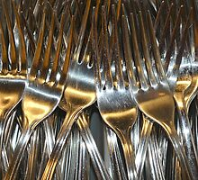 Forks, Forks And More Forks by Alexandra Lavizzari