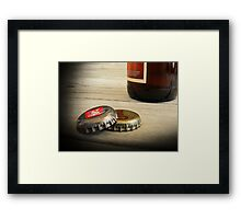 Summer Ale Framed Print