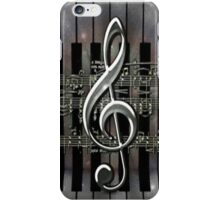 Music Notes iPhone case iPhone Case/Skin