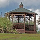 Gazebo In The Neighborhood by Cynthia48