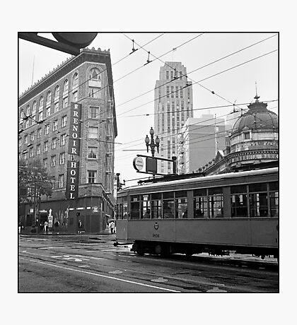 Market Street Photographic Print
