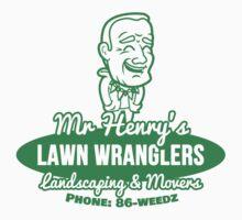 Bottle Rocket Lawn Wranglers  One Piece - Short Sleeve