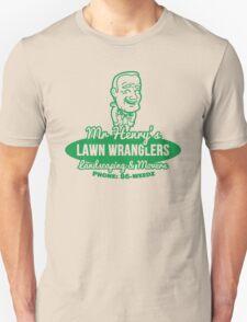Bottle Rocket Lawn Wranglers  T-Shirt