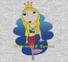 Mermaid Queen Kids Tee