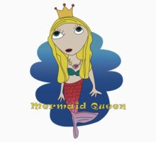 Mermaid Queen Kids Clothes