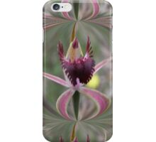 Spider in Glass iPhone Case/Skin