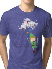 Cucco Revenge Squad Tri-blend T-Shirt