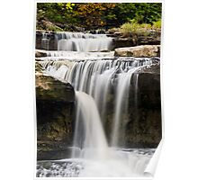 Upper Cataract Falls Section Poster