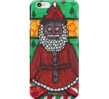 Sweet Santa iPhone Case/Skin
