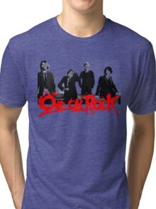 One Ok Rock !!!! Tri-blend T-Shirt