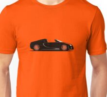 2013 Bugatti Veyron 16.4 Grand Sport Vitesse World Record Car Edition Unisex T-Shirt