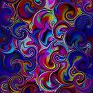 Rainbow Swirl by Mattie Bryant