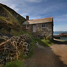 Mullion Cove Cornwall by eddiej
