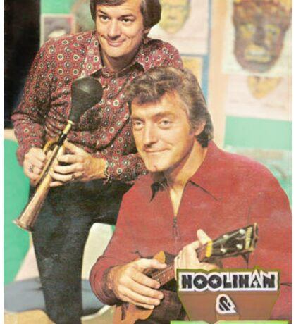 Hoolihan and Big Chuck T-shirt Sticker