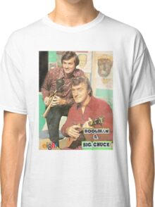 Hoolihan and Big Chuck T-shirt Classic T-Shirt