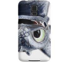 Toothless Upside Down Samsung Galaxy Case/Skin