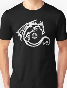 Dragon and Stone (for dark t-shirts) T-Shirt