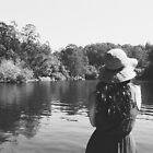 Summer Lake Days by Tenderhooligan