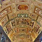 Vatican Gallery by Harry Oldmeadow