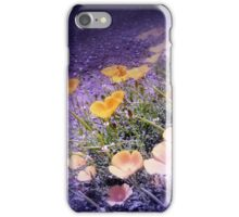 california poppies 2  iPhone Case/Skin